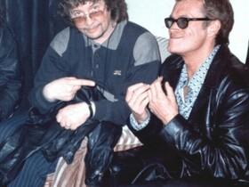GLENN with Don Airey