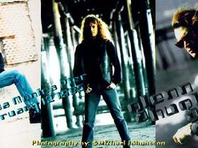 Feel Photo Shoot 1995