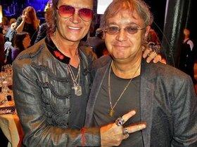Glenn and Ian Paice
