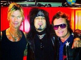 Duff McKagan, Nikki Sixx, Glenn Hughes