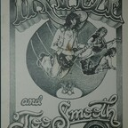 Trapeze Concert Poster