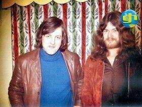 Mark Mainey and Glenn 1970