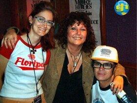 Gabi, Shirl and Glenn