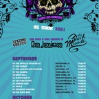 The Dead Daisies LIKE NO OTHER USA Tour 2021