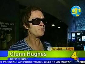 Glenn on NBC TV