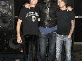 Glenn, Chad and Luis