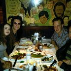 Glenn with Friends